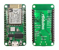 Rtlduino RTL8720DN - płytka prototypowa z RTL8720DN i dwuzakresowym Wi-Fi