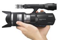 Sony NEX-VG20 - kamera Full HD z wymienn� optyk�