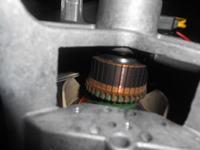 Polar pdp 1019/p - Uszkodzona prądniczka tachometryczna