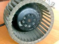 Sinik dmuchawy RF2C 120/062 - Jak dostać się do łożysk ?