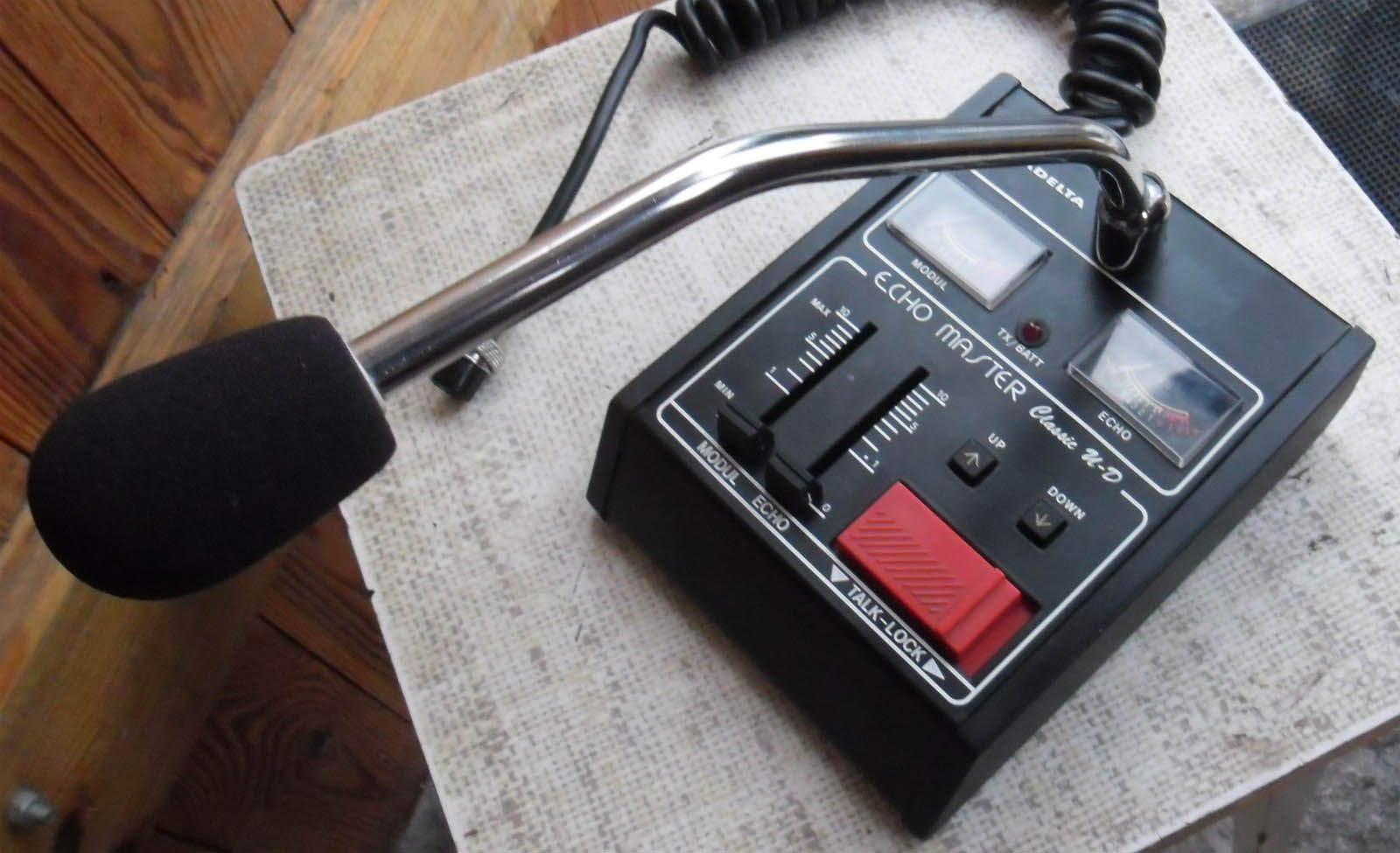 Sadelta Echo Master 2000 Mic Wiring Diagram
