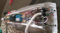 Philips GC 4440-Funkcja auto off żelazko włącza się i przechodzi w stan uśpienia