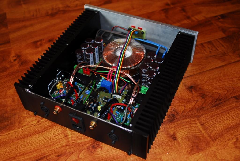 Symasym  U2013 Power Amplifier
