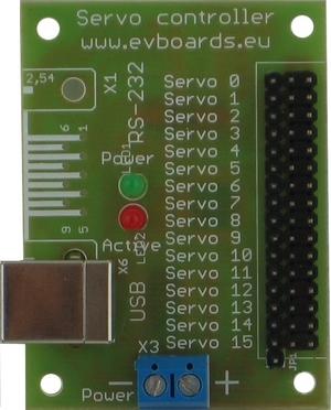 [Sprzedam] Sterownik Serwomechanizm�w USB