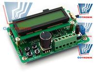 Generator PWM 1-99% 5 kHz