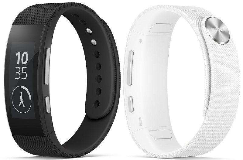 Sony SmartBand Talk - fitness tracker w formie opaski na r�k� z ekranem E Ink