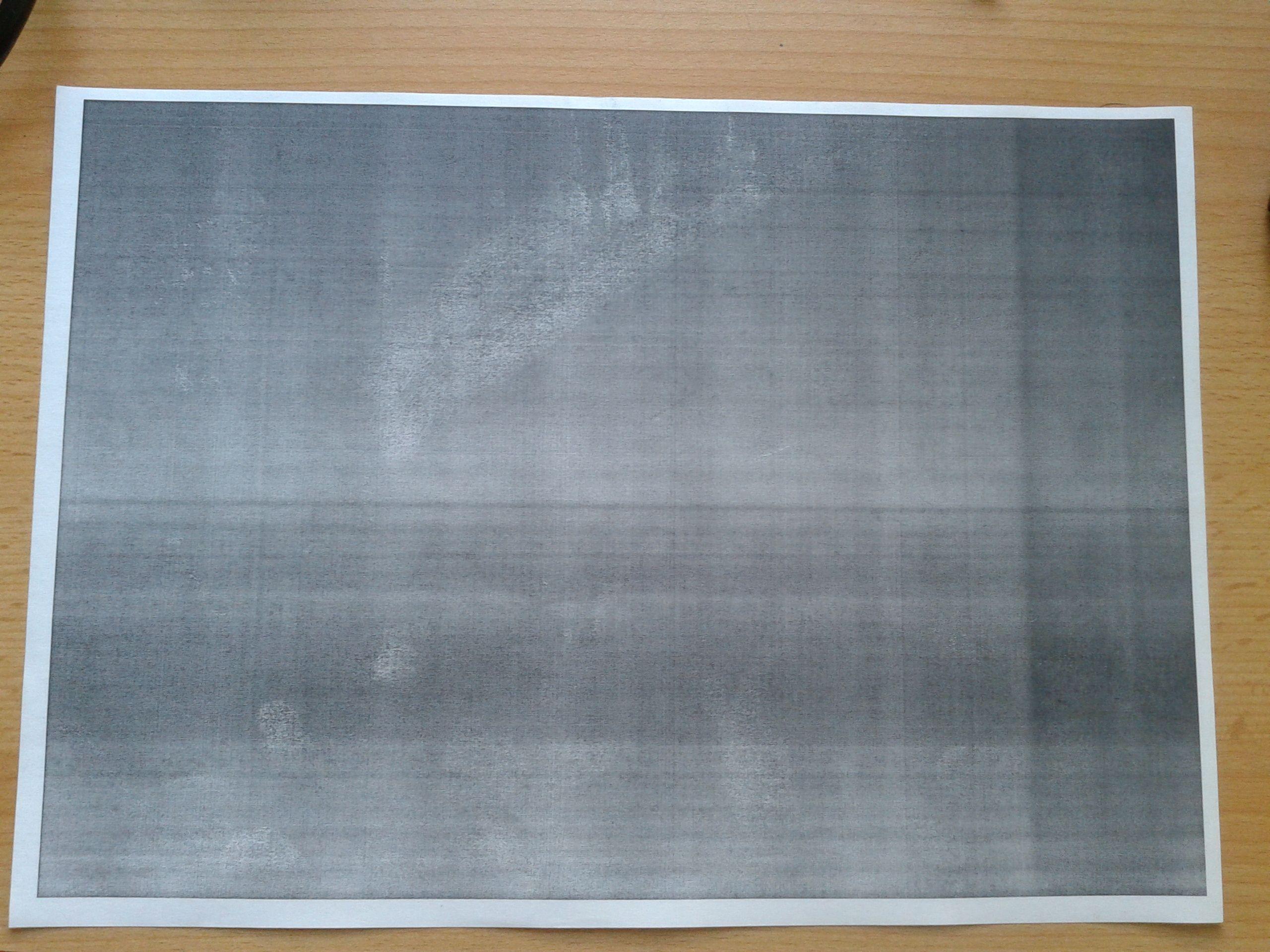 HP P2015 - Blady wydruk i do tego jakby cz�ciowo nieutrwalony