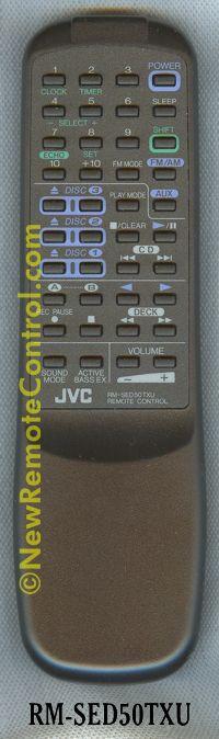 Wie�a JVC model CA-D401T - poszukuje pilota...