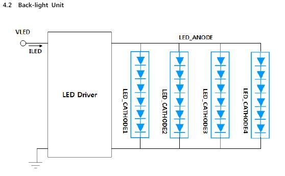 Matryca laptopa R400 LED nier�wne pod�wietlenie