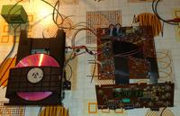 Fonica CD player CDF 001 - tuning przetwornika C/A
