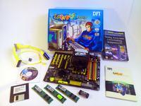 [Sprzedam]DFI LPnf4 SLI-D Venice 1.5GBddr\GigabyteEP31-DS3L E4300 i inne