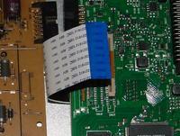 Orion 32LBT167D - Dioda mruga telewizor nie startuje potrzebny wsad pamieci
