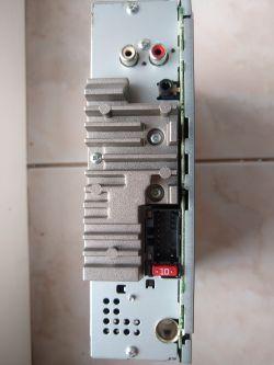 Radio Pionier DEH-1700UBG podłączenie telefonu