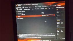 Brak UEFI w Windows 10 na płycie MAXIMUS VII RANGER