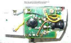 Usprawnienie fabrycznego sygnalizatora otwartych drzwi lodówki