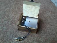 Kieszonkowy słuchawkowy wzmacniacz lampowy 2x PCC88