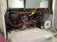 Samoistne wyłączanie się pieca gazowego Ariston T2