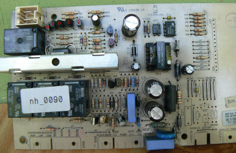 Beko WM5555T - Beko WM5555T - Nie grzeje wody