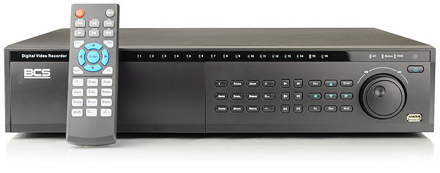 [Sprzedam] BCS-1604HF-S rejestrator cyfrowy DVR 16 kana�owy HDMI 1080