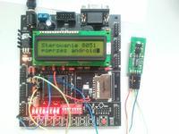 Sterowanie 8051 poprzez bluetooth (Android)