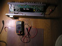Marshall VS8080 - Marshall Valvestate 8080 gra cicho na kanale przesterowanym