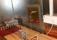 Lampa ekranowana EMC do komory