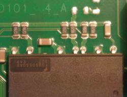 Siemens SN56P596EU - określanie wartości rezystorów