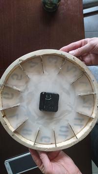 DIY konkurs - Zegar milenijny