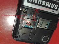 Samsung galaxy - wyłamany pin od gniazda SIM - jak naprawić ?