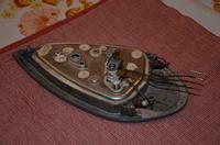 Tefal aquaspeed 155 - �elazko Tefal - przerwa przy termostacie