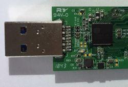 Nowy kontroler SSD z wbudowanym interfejsem USB 3.2