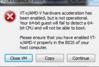 Instalacja 64bit Windows 7 na VirtualBox