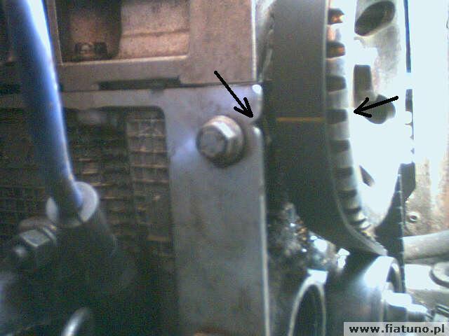 Punto I 75ELX czy silnik jest kolizyjny? Hamulce, akumulator