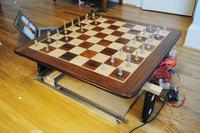 Robot szachowy sterowany z modu�u Arduino