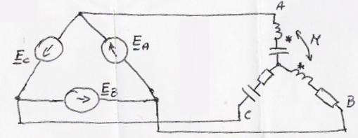 Układ 3-fazowy. Zadanie - problem