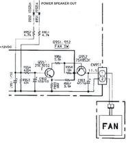 Końcówka mocy 2xLM3886 by vankonrado
