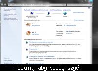Jak usunąć obcą sieć WiFi - Windows 7
