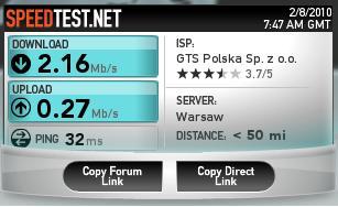 Mała wieś - jaki Internet?