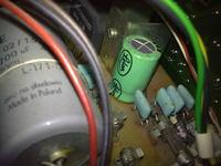 Amplituner ELTRA ATS 361 [buczenie]