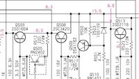 Clarion PU-2358A jaki tranzystor Q508