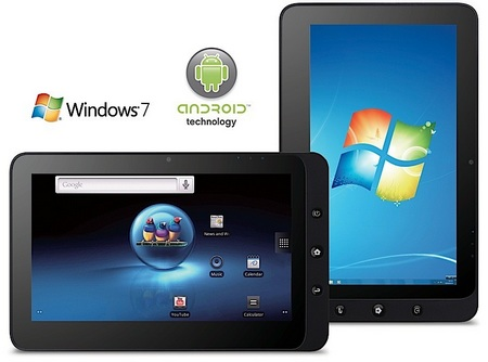 Viewsonic wprowadza dwa tablety ViewPad 7 i 10