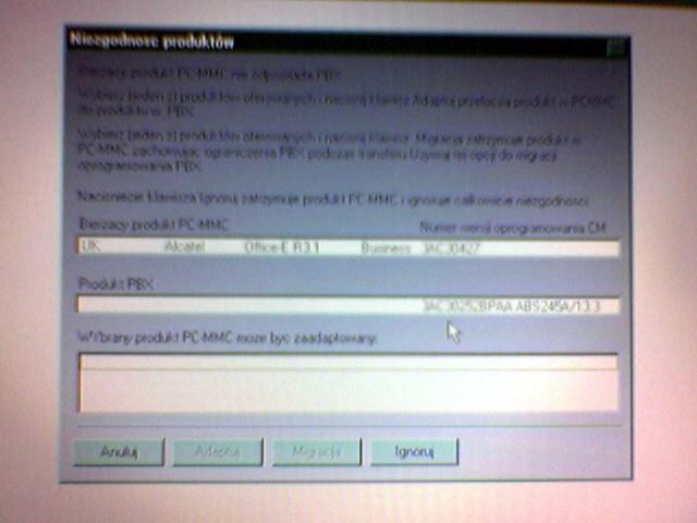 Centrale Alcatel 4200 oraz OmniPCX