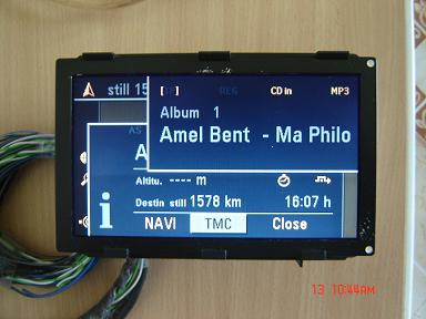 Nawigacja cd70, opel, zawiesiła się przy update