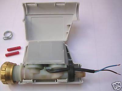 Zmywarka Bosch SRS53A12EU - jak sprawdzic aquastop?