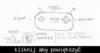 GamePad Bluetooth do wszystkiego OPEN SOURCE