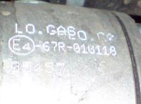 Problem z gazem Rover 620 ti nie ma pełnej mocy