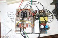 Budowa wzmacniacza 2x100W 4ohm z zasilaczem impulsowym