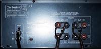 Podłączenie subwoofera pod końcówkę mocy technics Se-A1000