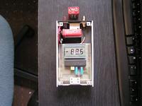 Miernik mocy wcz na układzie AD8310 z wyświetlaczem LCD