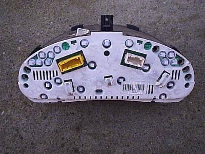 Peugeot 206 2000r. schemat kontrolek licznika poszukuję.